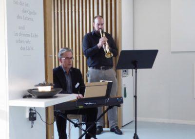 Pastoren Klimm und Rohde